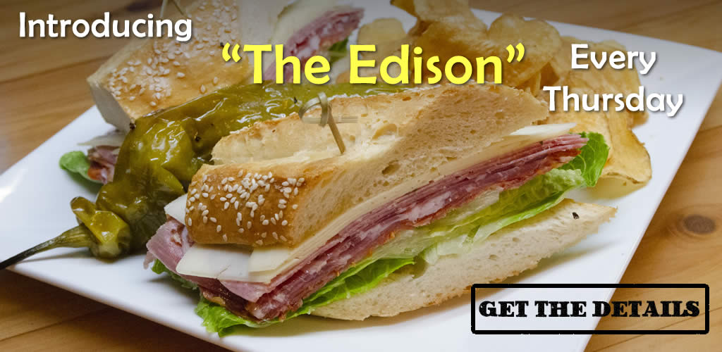 The Edison Sandwich