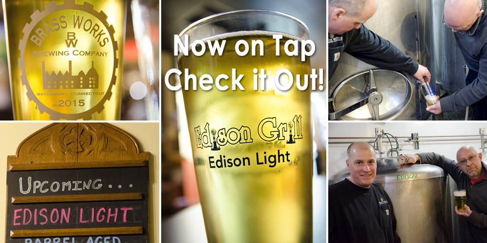Edison Light Beer
